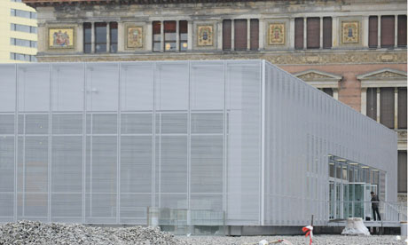 Nazi Control Room Reopens as Topography of Terror Museum in Berlin