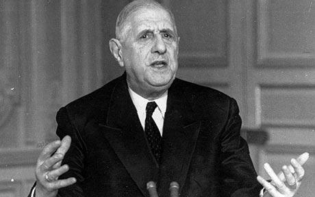 French 'Using de Gaulle Anniversary to Cover Up WWII Nazi Collaboration'