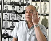 Argentina: 1) The Man who Photographed the Disappeared at the ESMA Torture Camp, and 2) Made Passports for P2 Grandmaster Licio Gelli