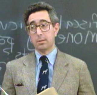 Nixon Administration Asswipe Ben Stein Defends Fred Malek by Lying