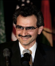 Prince Alwaleed to Launch New TV News Network in Partnership with Fox