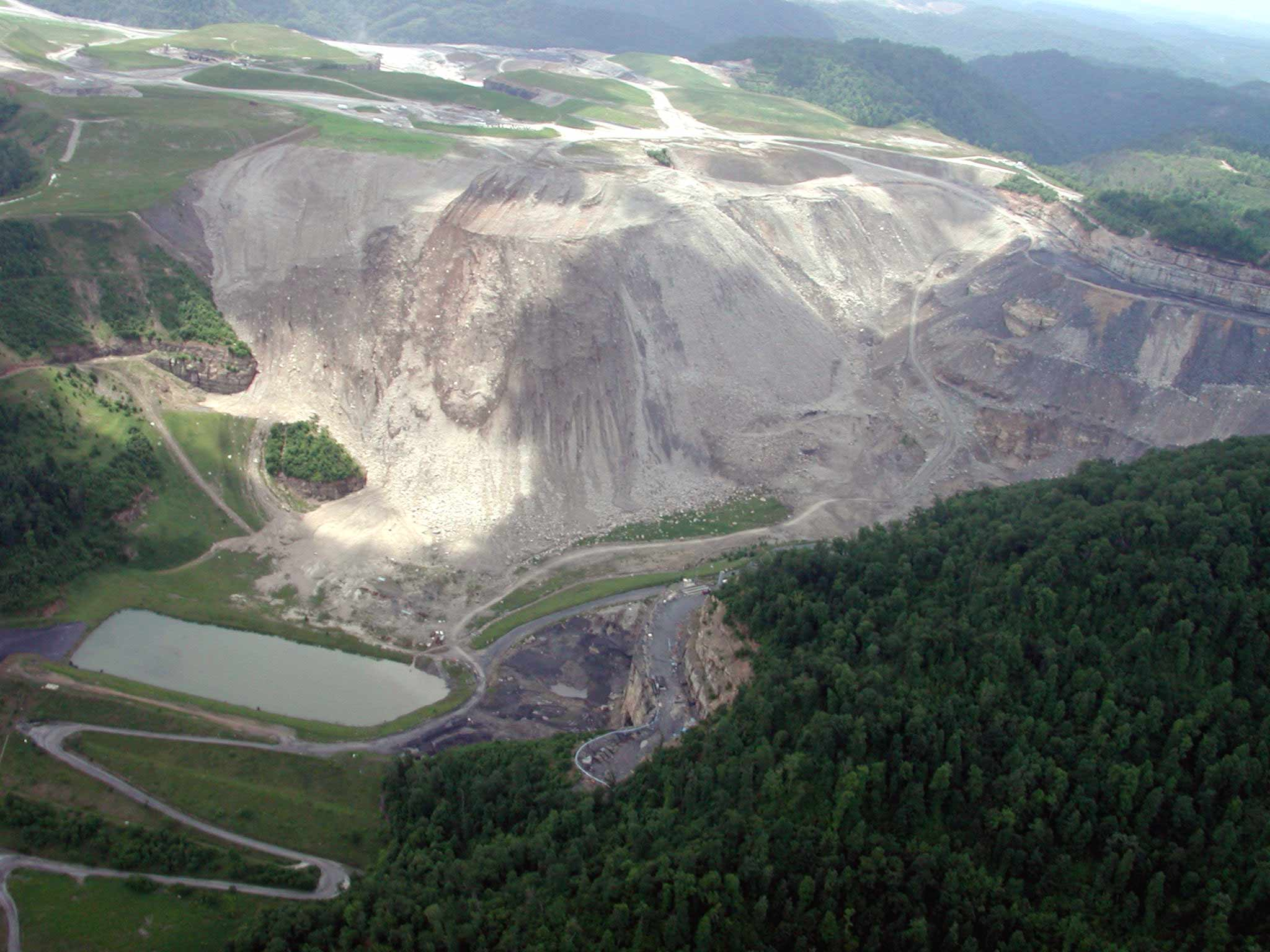 Mountaintop Removal: Massey Energy Files 'SLAPP' Lawsuit against ...