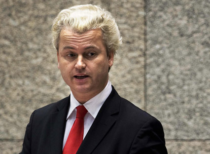 "Fascist Dutch 'Scholar' Geert Wilders Bemoans ""Fascist"" Muslims, Takes Anti-Islam Party Global"