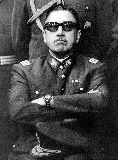 Chile Rejects Church Call to Pardon Pinochet's Military Officials