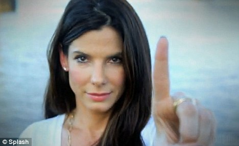 Sandra Bullock Withdraws her Support for Controversial BP Oil Spill Video – Clean-Up 'Charity' Linked to Oil Companies