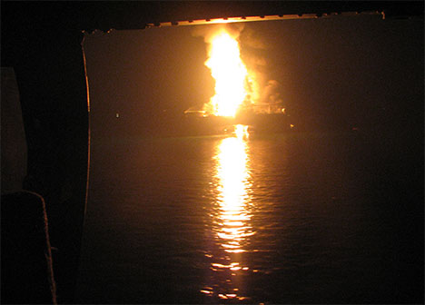 Conservative Propagandists Claim Silver (Or Gold) Lining To BP Disaster