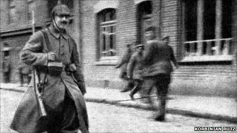 "In WW I, Hitler was Not a ""Brave Soldier,"" per Nazi Propaganda, but a ""Rear Area Pig"" Despised by his Fellow Soldiers"