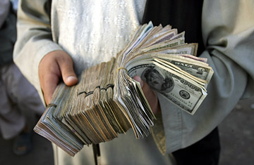 Corruption in Kabul: Noose Tightens Around Karzai Regime