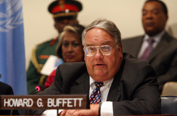 The Education of Howard Buffett, Jr.