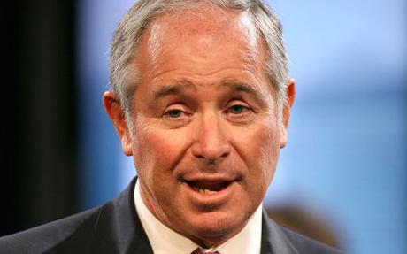 Blackstone CEO Compares Obama to Hitler ... Over Proposed Tax Increases ...