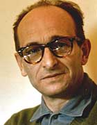 1) Fight over Eichmann Files Back to German Court, 2) Spiegel: CIA Helped Nazi Eichmann Hide