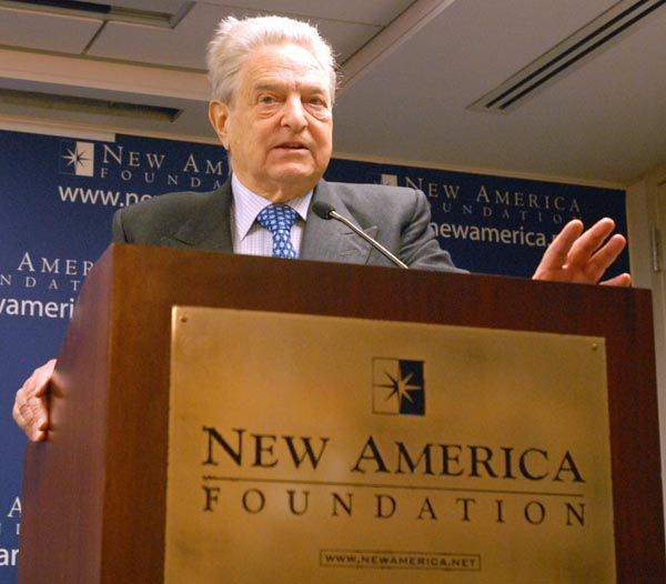 Columbia Journalism Review: George Soros WASN'T a Nazi Collaborator