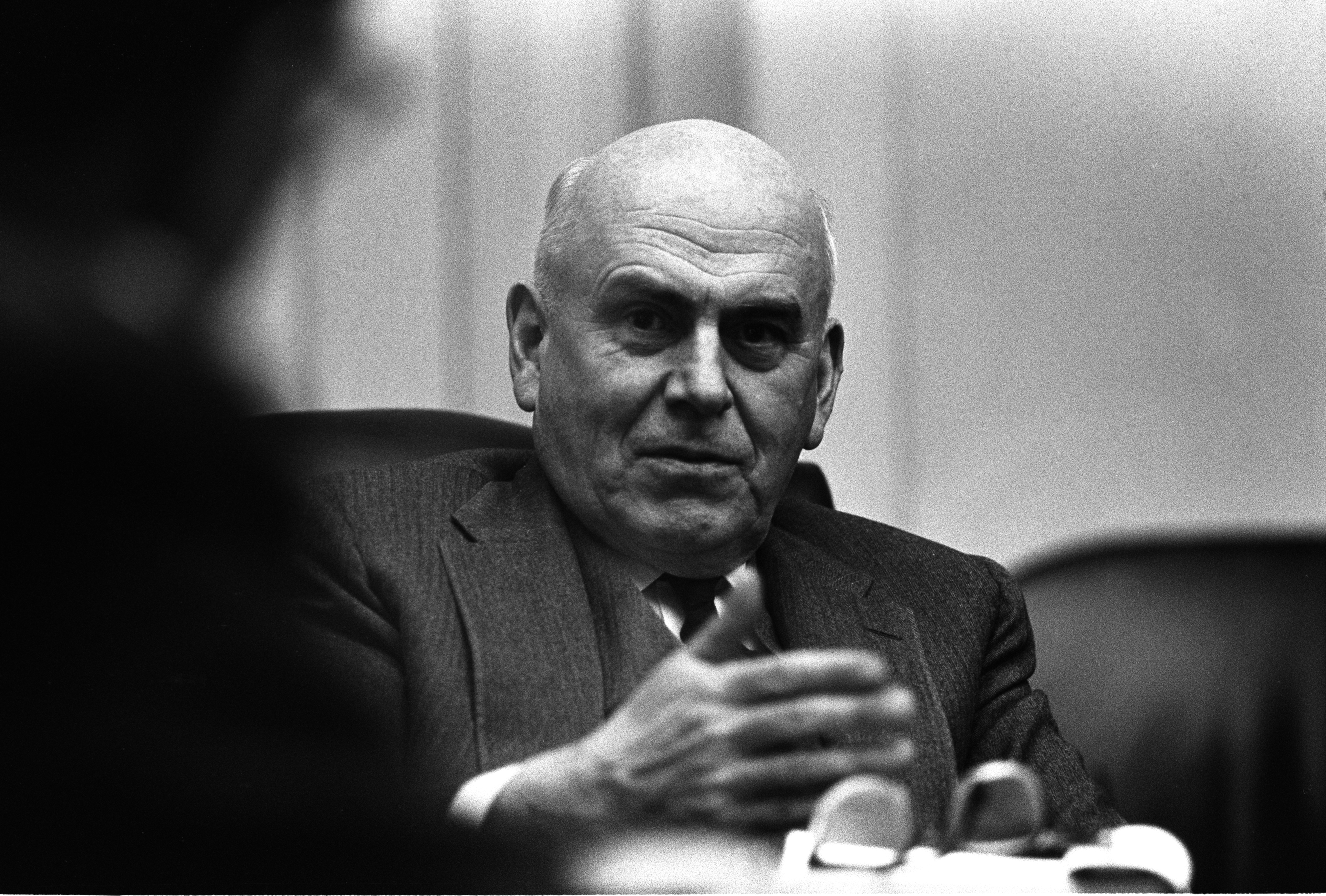 John J. McCloy's NYT Obituary, March 12, 1989 » The Constantine Report