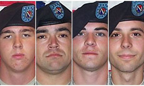 US Soldiers 'Killed Afghan Civilians for Sport and Collected Fingers as Trophies'