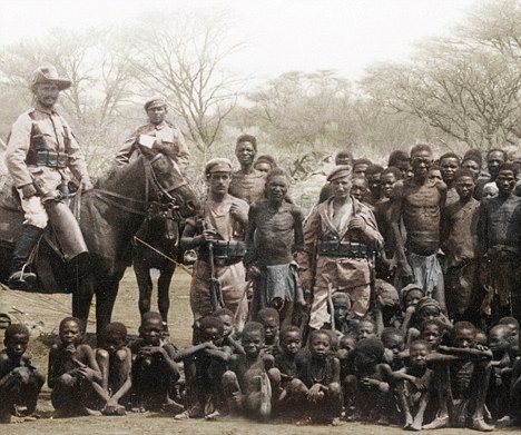 The First Nazis in Africa (Book Review)