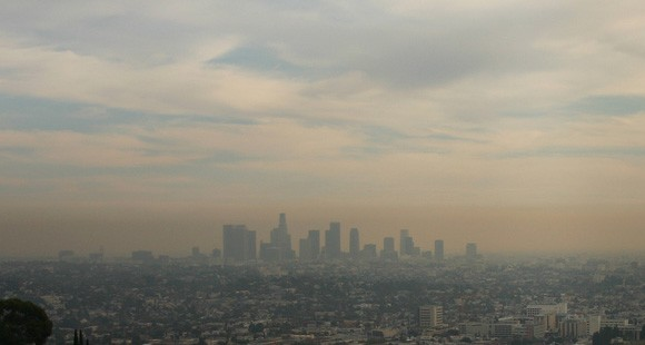 Koch Brothers are Spending Big to Gut California's Clean Air Law