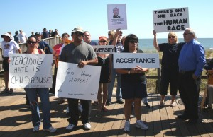 Delaware: Aryan Nations Rally in Bethany Beach Could Return Again Next Year