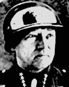 Re General George S. Patton was Deeply Anti-Semitic & Believed in Superiority of the 'Nordic Race'