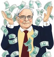 Buffett Firms got $95 Billion of Bailout Cash