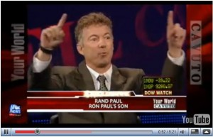 Salon: Rand Paul Cozies Up to the Neocons