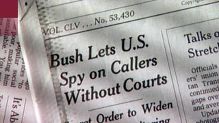 2007 Frontline Segment on Church Committee & FISA Court (w/Domestic Spying and Data Mining Reading List)