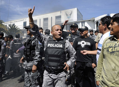 Ecuador Coup Plot: Quido Police, a CIA Breeding Ground