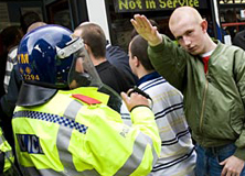 Right Turn: The Violent Rise of the English Defense League