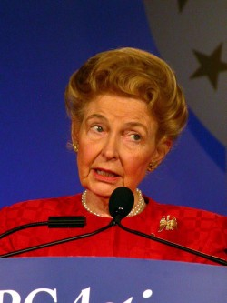 An Omen by the Name of Phyllis Schlafly