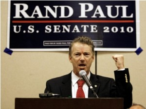 Rand Paul Camp Flip-Flops on Returning Head Stomper's Campaign Cash