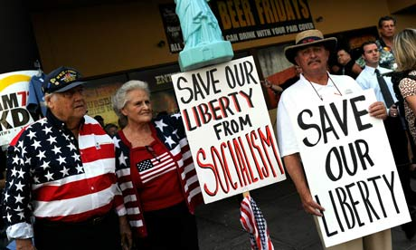 Tea Party Climate Change Deniers Funded by BP and Other Major Polluters