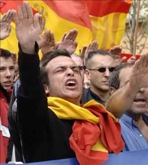 Fascism is Alive and Well and Living in Spain