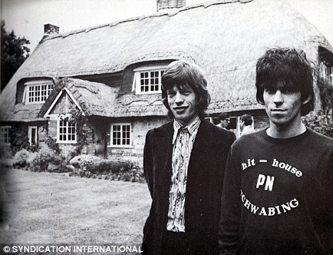 Daily Mail: How the Acid King Confessed he DID Set Up Rolling Stones Drug Bust for MI5 and FBI