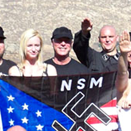 Now We've got Nazis Running Around the Desert