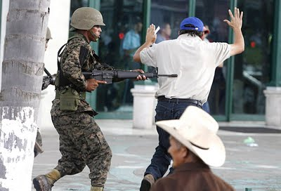 Obama Administration Refuses to Act on Honduran Human Rights Abuses