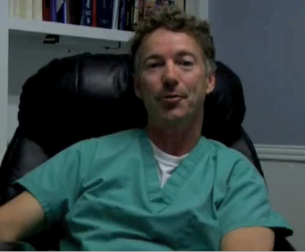 Rand Paul's College OpEd Letters: Opposed Gov't Efforts to End Discrimination, Worshipped Ayn Rand