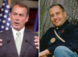 John Boehner's PAC Donated to Rich Iott, GOP Candidate with Nazi Interest