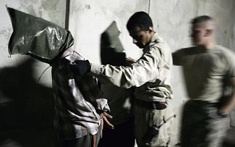 UK: Row over US Cover-Up of Torture of Detainees in Iraq