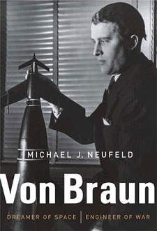 Exploring 'Von Braun' (Book Review/Summary E-Mailed to You till Oct. 27)