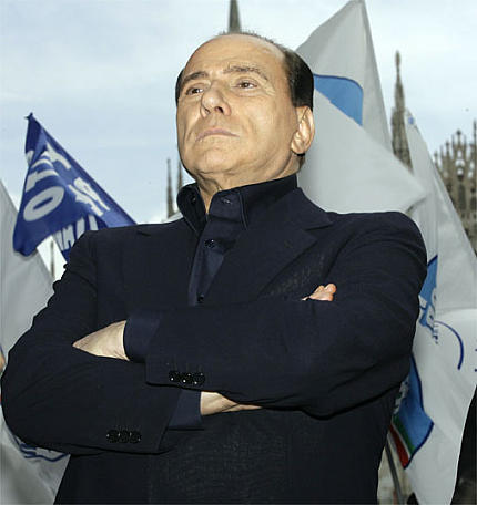 After Allies Revolt, Italy's Berlusconi Nears Political End