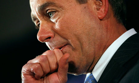 John Boehner 006 John Boehner's Links to Lobbyists could be the Chink in his Political Armor