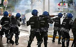 Death Squads in Honduras