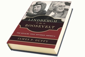 Roll Over, Orwell: New Book from Regnery Argues Erroneously that Lindbergh was not Anti-Semitic or Pro-Nazi