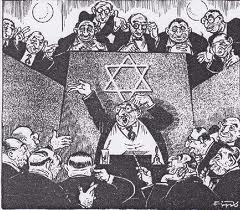 The Myth of Jewish Criminality & Conspiracy in Nazi Propaganda