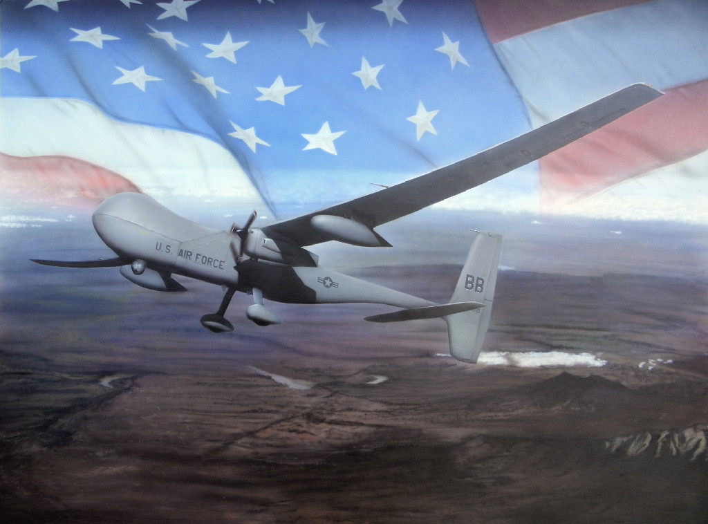 Military Drones, the Next Generation