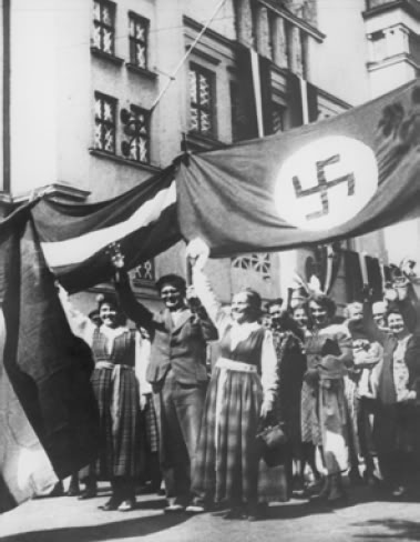 Why the US and EU Back Baltic Nazis