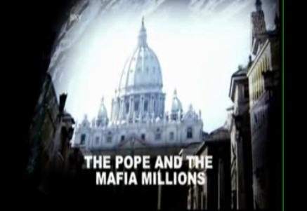 Vatican Bank 'Allowed Clergy to Act as Front for Mafia'