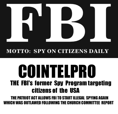 Crimes of COINTELPRO to Post-9/11 Repression Heard at Northeastern Law School Seminar