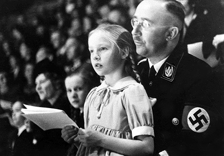 Heinrich Himmler Daughter Devotes Life to Charity that Helps Support Hitler's Henchmen