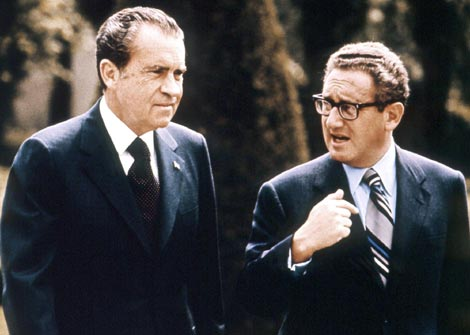 Released Transcripts Reveal Appalling Bigotry in Nixon White House