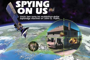 Report: Government is Building Vast Domestic Spying Network